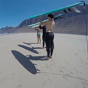 Surf rent