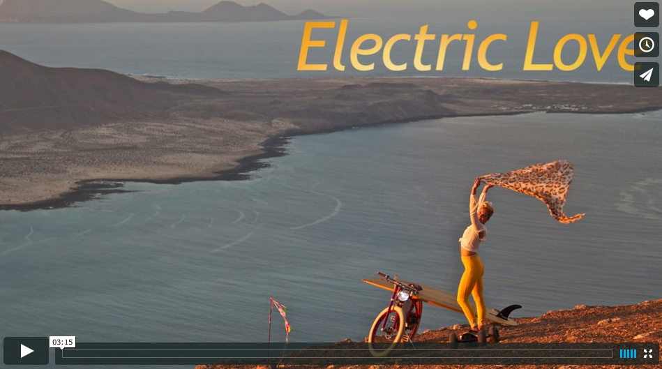 Famara Lanzarote Electric Love